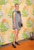 Amber Valletta arrives at Nickelodeon's 2009 Kids Choice Awards