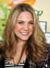 Lauren Collins arrives at Nickelodeon's 2009 Kids Choice Awards