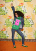 Kylee Russell arrives at Nickelodeon's 2009 Kids Choice Awards