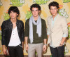 Jonas Brothers at Nickelodeon's 2009 Kids Choice Awards