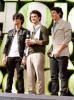 Jonas Brothers arrive at Nickelodeon's 2009 Kids Choice Awards
