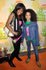 Kylee Russell and Chelsea Tavares at Nickelodeon's 2009 Kids Choice Awards
