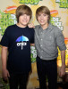 Dylan Sprouse and Cole Sprouse at Nickelodeon's 2009 Kids Choice Awards
