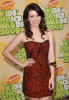 Emma Roberts arrives at Nickelodeon's 2009 Kids Choice Awards