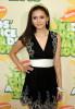 Nina Dobrev arrives at Nickelodeon's 2009 Kids Choice Awards