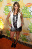 Miriam McDonald arrives at Nickelodeon's 2009 Kids Choice Awards