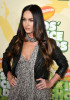 Megan Fox arrives at Nickelodeon's 2009 Kids Choice Awards