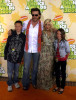 Tori Spelling with Dean McDermott at Nickelodeon's 2009 Kids Choice Awards