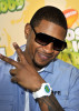 Usher arrives at Nickelodeon's 2009 Kids Choice Awards