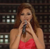 Myriam Fares at the LBC Star Academy ninth prime of season 6