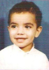 Mohamed Serag baby picture