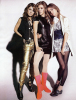 Jessica Stroup Photoshoot with AnnaLynne McCord and Shenae Grimes