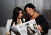 Kim Kardashian and her mother Kris Jenner at the 2nd Annual Derby Spectacular Celebration on the 1st of May 2009 7