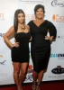 Kim Kardashian and her mother Kris Jenner at the 2nd Annual Derby Spectacular Celebration on the 1st of May 2009 4