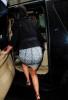 Kim Kardashian arrives at the CW11 on April 22nd 2009 4