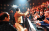 Fares Karam ends the prime at the LBC Star Academy 10th prime on April 24th 2009