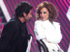 Yahia and Basma singing a romantic song on the LBC Star Academy 10th prime on April 24th 2009