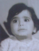Abdel Aziz Abdel Rahman baby photo when he was one year old
