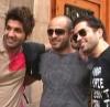 Mohammed Bash and Ibrahim Dashti trip to Spain 1
