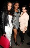 Kim Kardashian spotted dining with Ciara at STK Restaurant on May 12th 2009