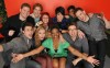 desktop wallpaper of the Top ten contestants of American Idol 3