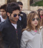 Pictures of Basma and Yahia during their trip with the other students of Star Academy season6