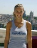 Bar Refaeli on the Terrace of the Circulo de Bellas Artes Trapeze School Reebok in Madrid Spain on May 6th 2009 1