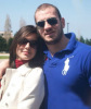 Nazem Ezzideen from Lebanon and his girlfriend