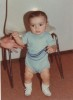 baby picture of Zaher Zorgatti from Tunis