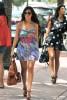 kim kardashian Spotted in Miami with Reggie and Kourtney on May 18th 2009 5