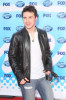 Kris Allen arrives at the American Idol Season 8 Grand Finale held at Nokia Theatre L.A. Live on May 20, 2009 in Los Angeles, California
