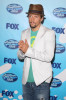 Jason Mraz arrives at the American Idol Season 8 Grand Finale held at Nokia Theatre L.A. Live on May 20, 2009 in Los Angeles, California