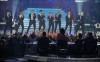 top 13 contestants performing live on American Idol season 8 finale at the Kodak theater on May 20th 2009