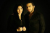 Mirhan Hussein pictures with Tamer Hosni 1