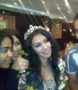 Mirhan Hussein photos with her fans 6