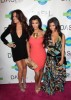 kim kardashian attends the DASH Miami Store Launch on the 20th of May 2009 with her sisters Khloe Kardashian and Kourtney Kardashian 1