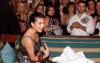 kim kardashian hosts in The Pool At Harrahs Resort on the 23rd of May 2009 4