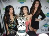 kim kardashian attends the DASH Miami Store Launch on the 20th of May 2009 with her sisters Khloe Kardashian and Kourtney Kardashian 5