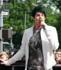 Latest appearance of Adam Lambert at CBS The Early Show in New York City on May 26th 2009 8