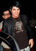Adam Lambert candids at Guys and Dolls on June 1st 2009 8