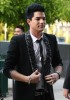 desktop wallpapers of Adam Lambert arrival at the Hollywood Life 11th Annual Young Hollywood Awards on June 9th 2009 1