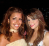 Diala Ouda pictures from her latest TV interview in May 2009 with Amal Bshoshah from Star Academy season5