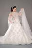 Ines Lasswad Bride dresses modeling 3