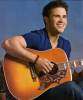 Kris Allen picture wallpaper playing the guitar