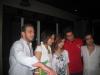 picture of Nazem Ezzeddine with Ines Lasswad Khawla Bin Imran and Zaher Zorgatti