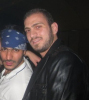 picture of Nazem Ezzeddine with Naser Abu Lafia