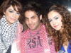 Yahia Sweis photo with Diala Oudah and Khawla Ben Emran
