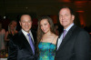 Thalia at the Fourth Annual Everglades Foundation Benefits held at Palm Beach Florida  on Feb 13th 2009 with Tommy Mottola and Paul Tudor Jones