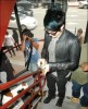 Adam Lambert spotted at the Medical Center on June 6th 2009 8