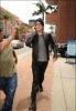 Adam Lambert spotted at the Medical Center on June 6th 2009 2